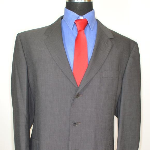 Kenneth Cole Other - Kenneth Cole 46R Sport Coat Blazer Suit Jacket